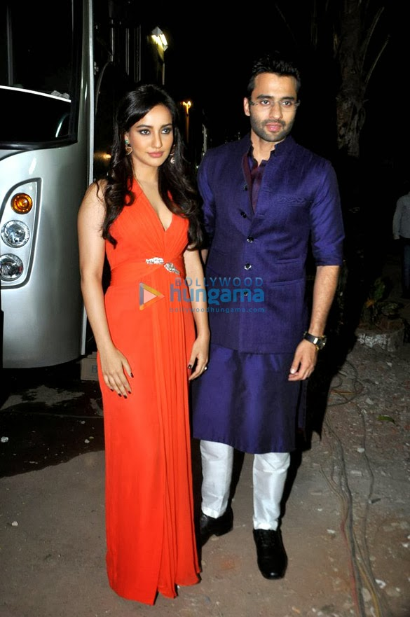Jackky & Neha promote 'Youngistaan' on Comedy Night with Kapil